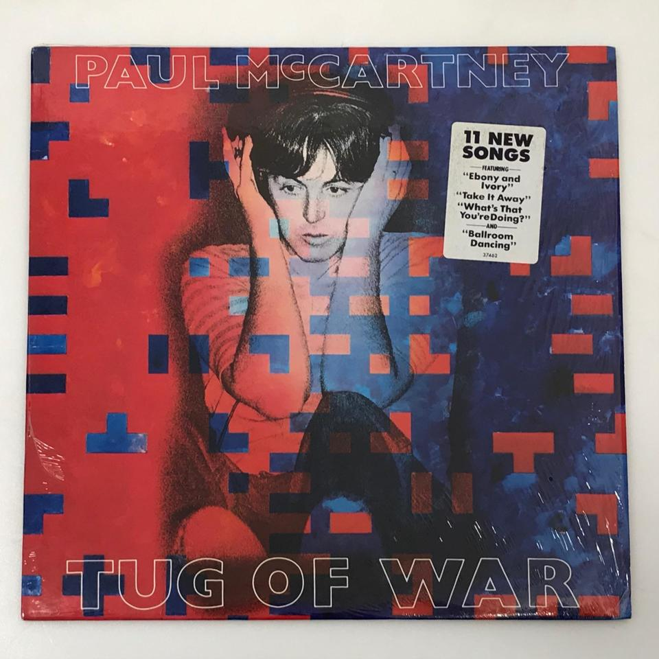 TUG OF WAR/PAUL McCARTNEY PAUL McCARTNEY 画像