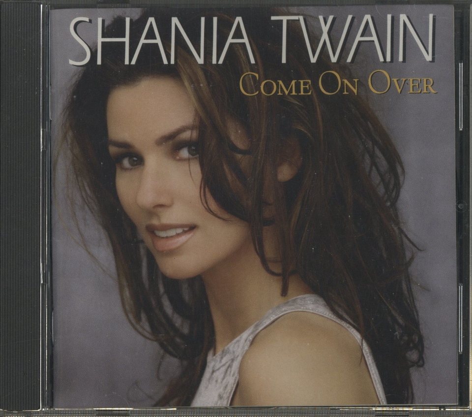 COME ON OVER/SHANIA TWAIN SHANIA TWAIN 画像