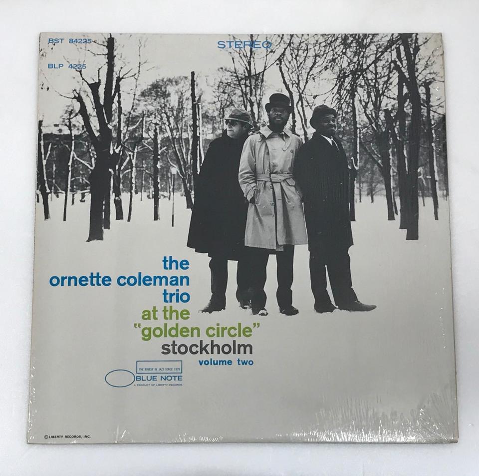 THE ORNETTE COLEMAN TRIO AT THE GOLDEN CIRCLE STOCKHOLM VOL.2 ORNETTE COLEMAN 画像