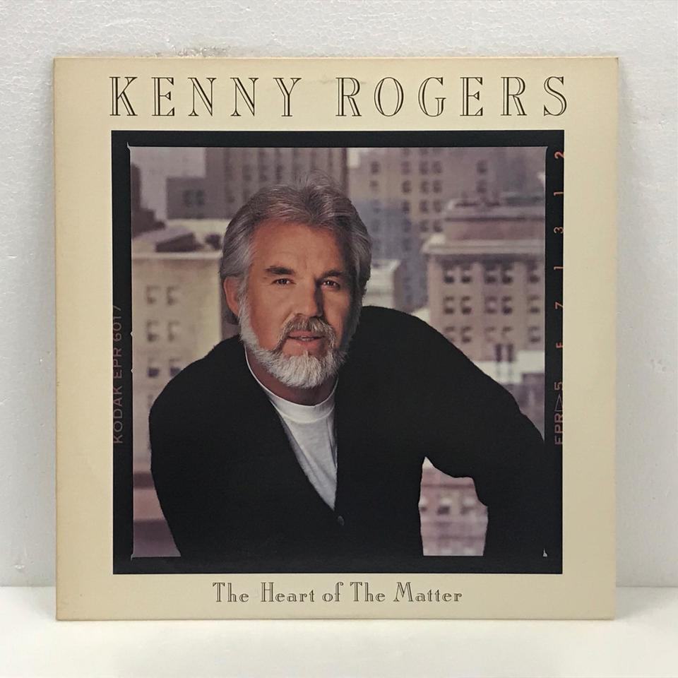 THE HEART OF THE MATTER/KENNY ROGERS KENNY ROGERS 画像