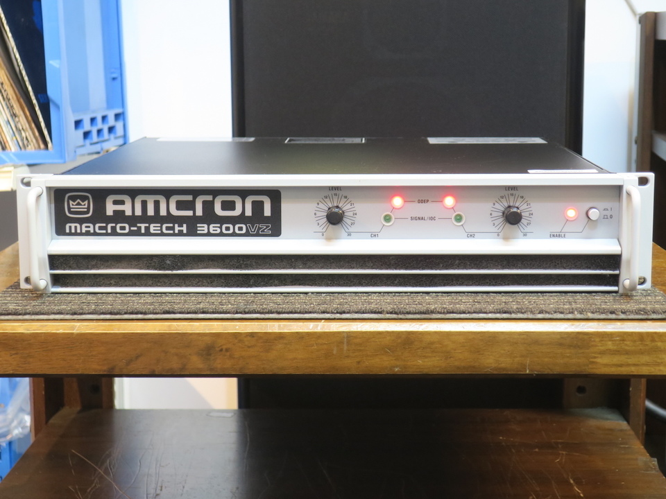 MACRO-TECH 3600VZ CROWN 画像