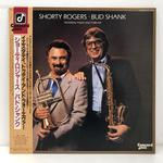 YESTERDAY, TODAY AND FOREVER/SHORTY ROGERS
