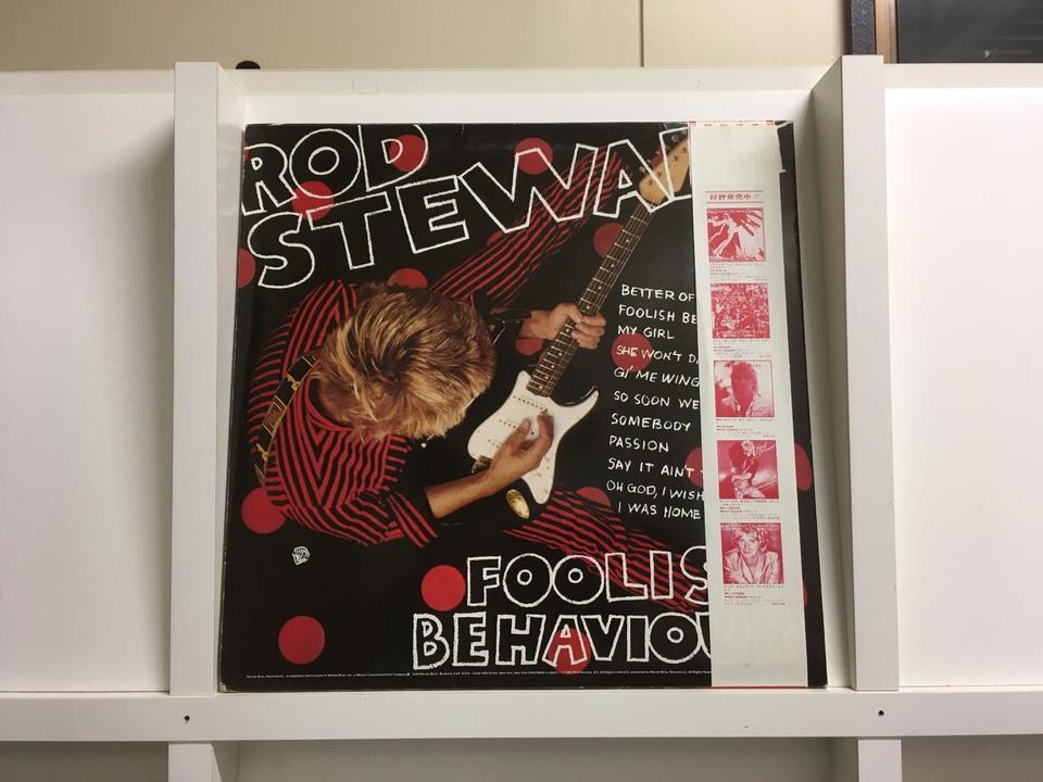 ロッド・スチュワート5枚セット ロッド・スチュワート 画像