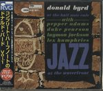 AT THE HALF NOT CAFE VOL.1/DONALD BYRD