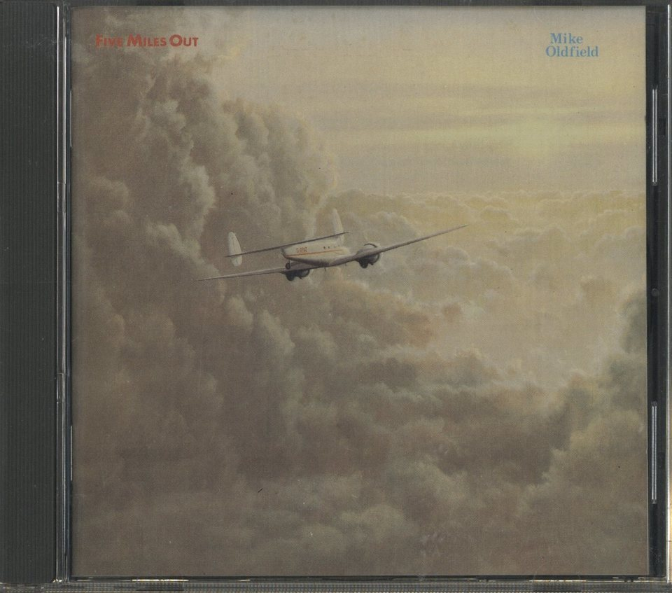 FIVE MILES OUT/MIKE OLDFIELD MIKE OLDFIELD 画像