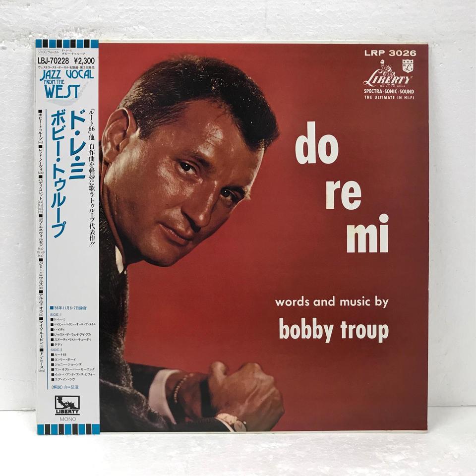 DO-RE-MI/BOBBY TROUP BOBBY TROUP 画像