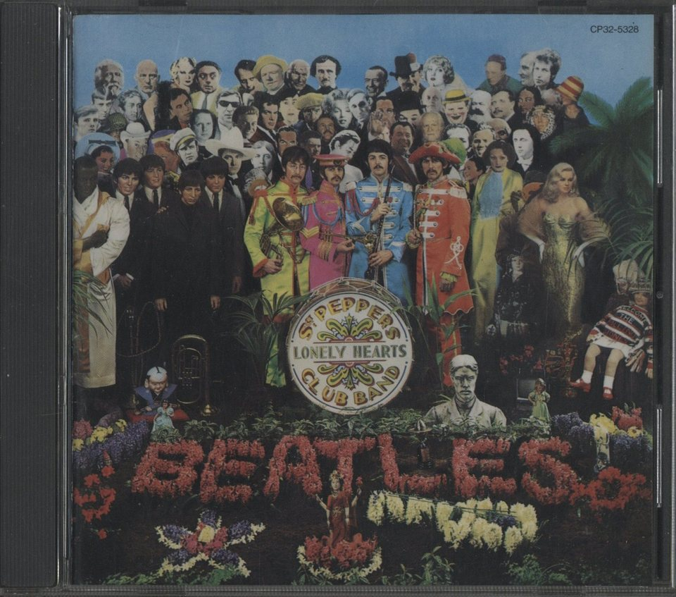 SGT.PEPPER'S LONELY HEARTS CLUB BAND/THE BEATLES THE BEATLES 画像