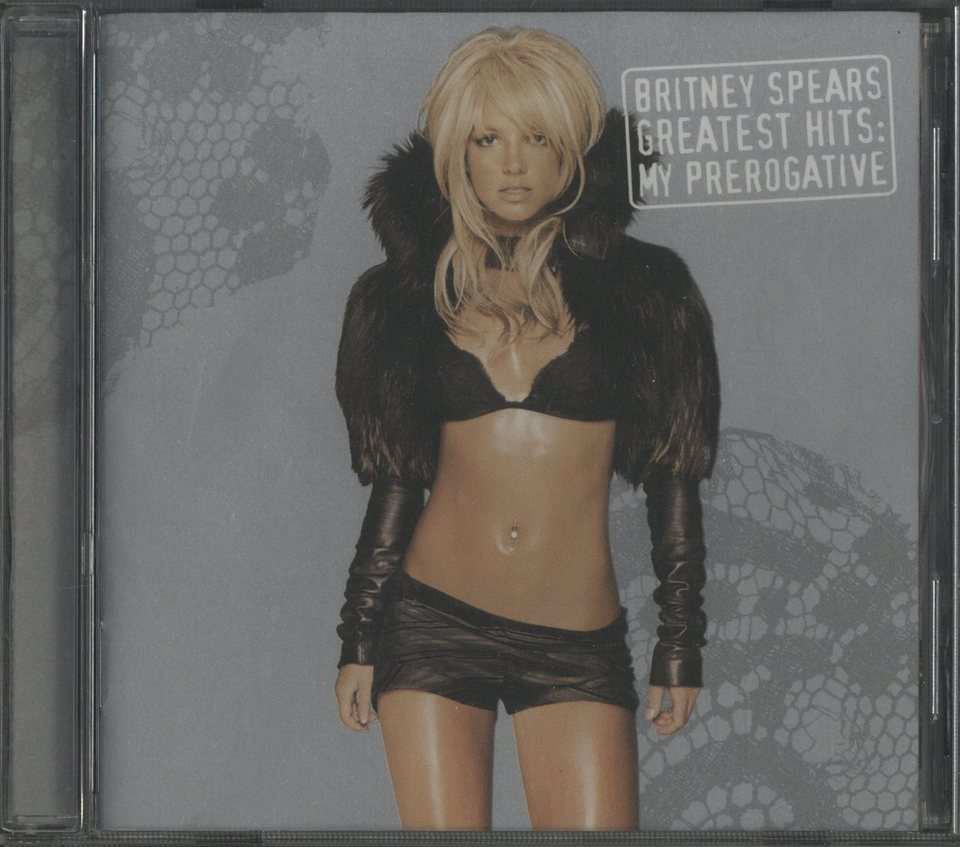 MY PREROGATIVE/BRITNEY SPEARS GREATEST HITS BRITNEY SPEARS 画像