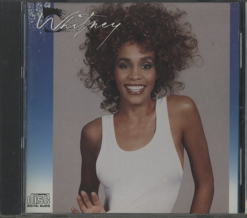 WHITNEY/WHITNEY HOUSTON WHITNEY HOUSTON 画像