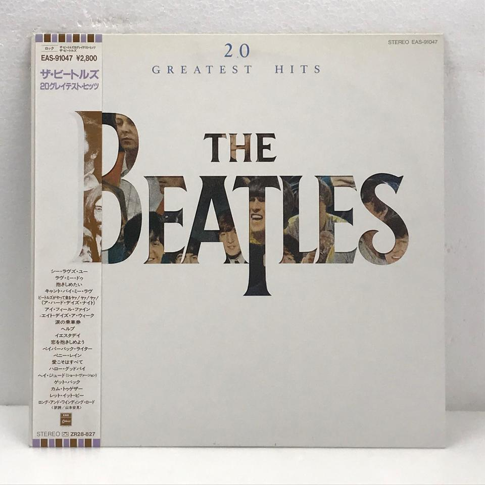 THE BEATLES 20 GREATEST HITS THE BEATLES 画像