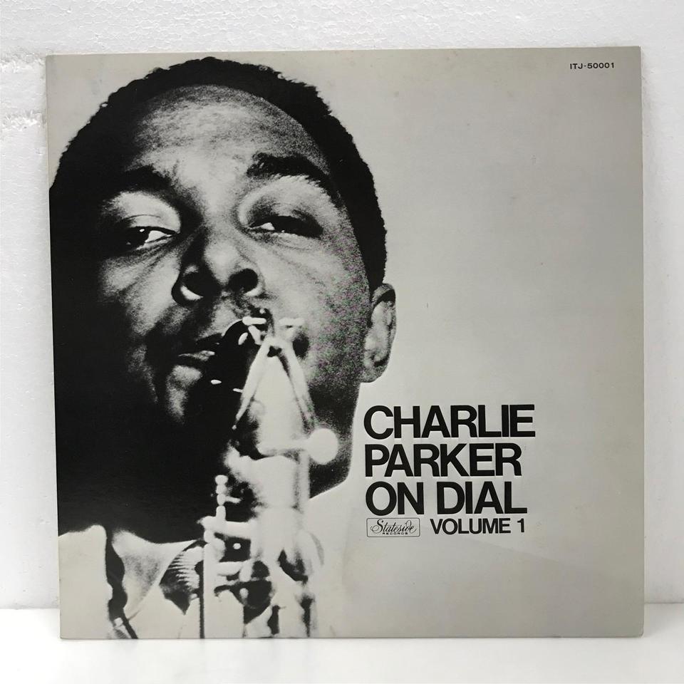 CHARLIE PARKER ON DIAL VOL.1 CHARLIE PARKER 画像