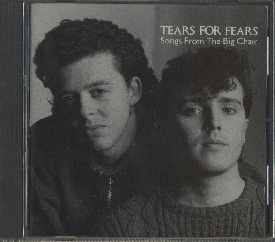 SONGS FROM THE BIG CHAIR/TEARS FOR FEARS TEARS FOR FEARS 画像