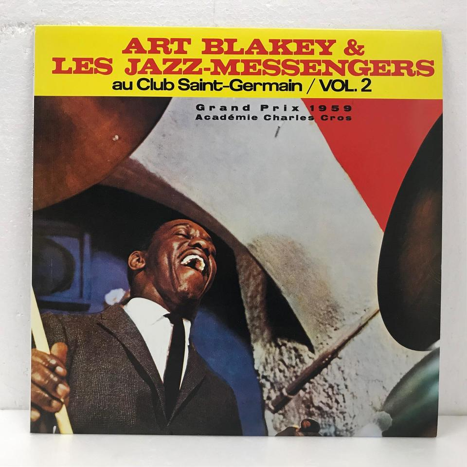 ART BLAKEY ET LES JAZZ-MESSENGERS AU CLUB ST.GERMAIN,VOL.2 ART BLAKEY 画像