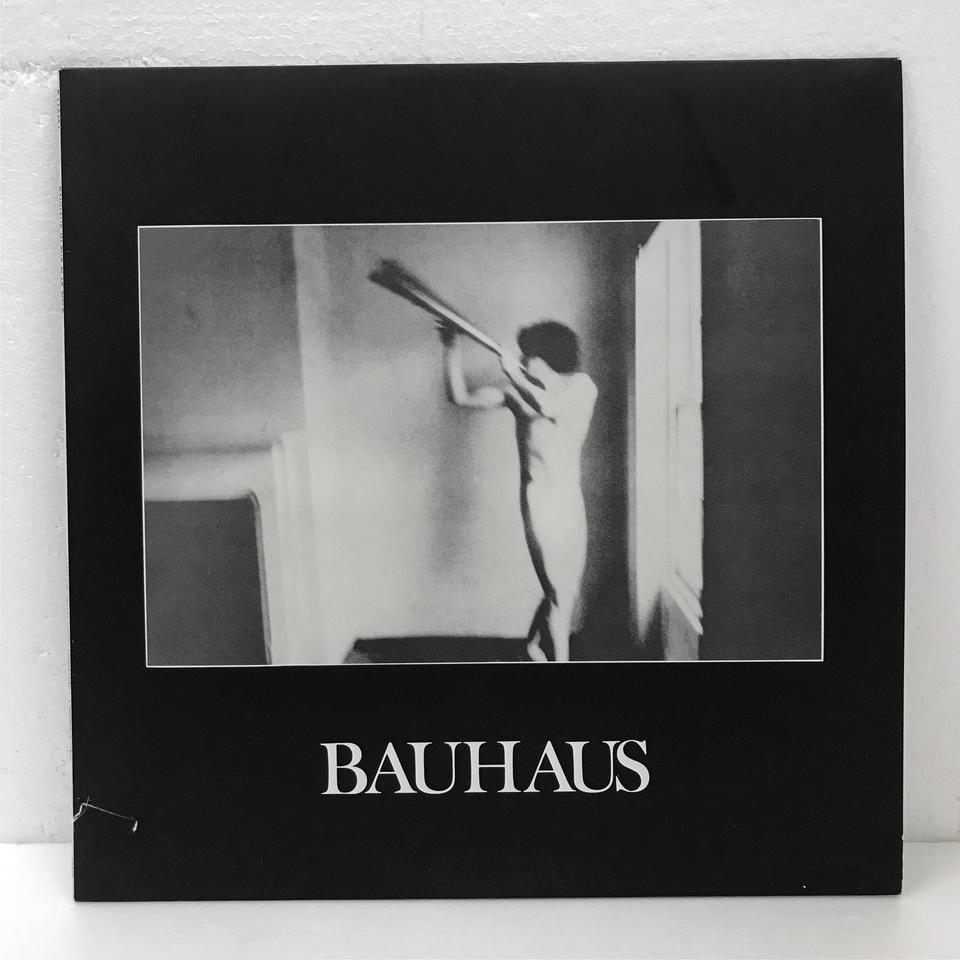 IN THE FLAT FIELD/BAUHAUS BAUHAUS 画像