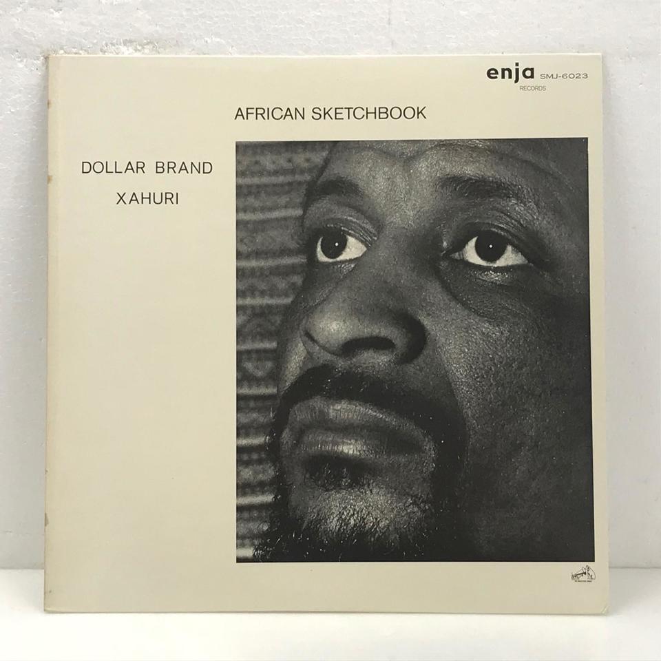 AFRICAN SKETCHBOOK/DOLLAR BRAND DOLLAR BRAND 画像