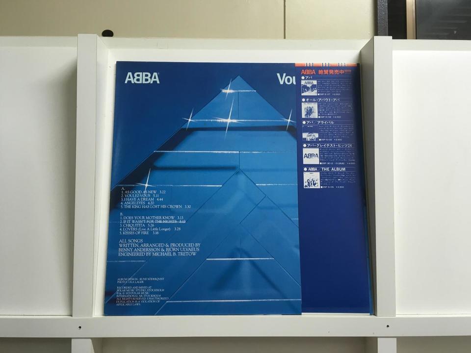 ABBA5枚セット ABBA 画像