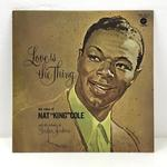 LOVE IS THE THING/NAT KING COLE