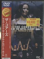 【未開封】LIVE AT THE ROYAL ALBERT HALL/THE CORRS