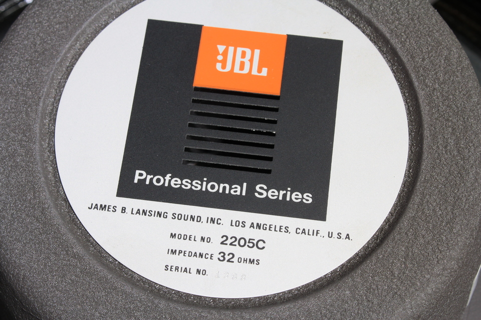 2205C JBL 画像
