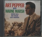 ART PEPPER WITH WARNE MARSH