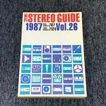 HI-FI STEREO GUIDE VOL.26 1987