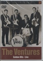 【未開封】GOLDEN HITS - LIVE/THE VENTURES