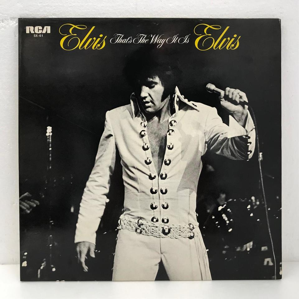 ELVIS THAT'S THE WAY IS/ELVIS PRESLEY ELVIS PRESLEY 画像