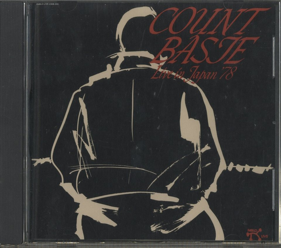 COUNT BASIE LIVE IN JAPAN 78 COUNT BASIE 画像