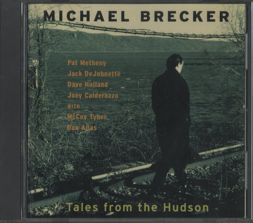 TALES FROM HUDSON/MICHAEL BRECKER MICHAEL BRECKER 画像