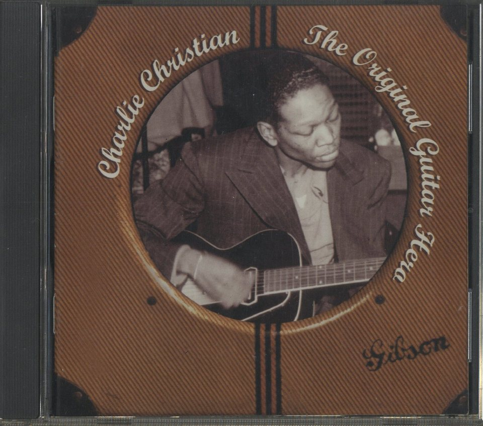 THE ORIGINAL GUITAR HERO/CHARLIE CHRISTIAN CHARLIE CHRISTIAN 画像