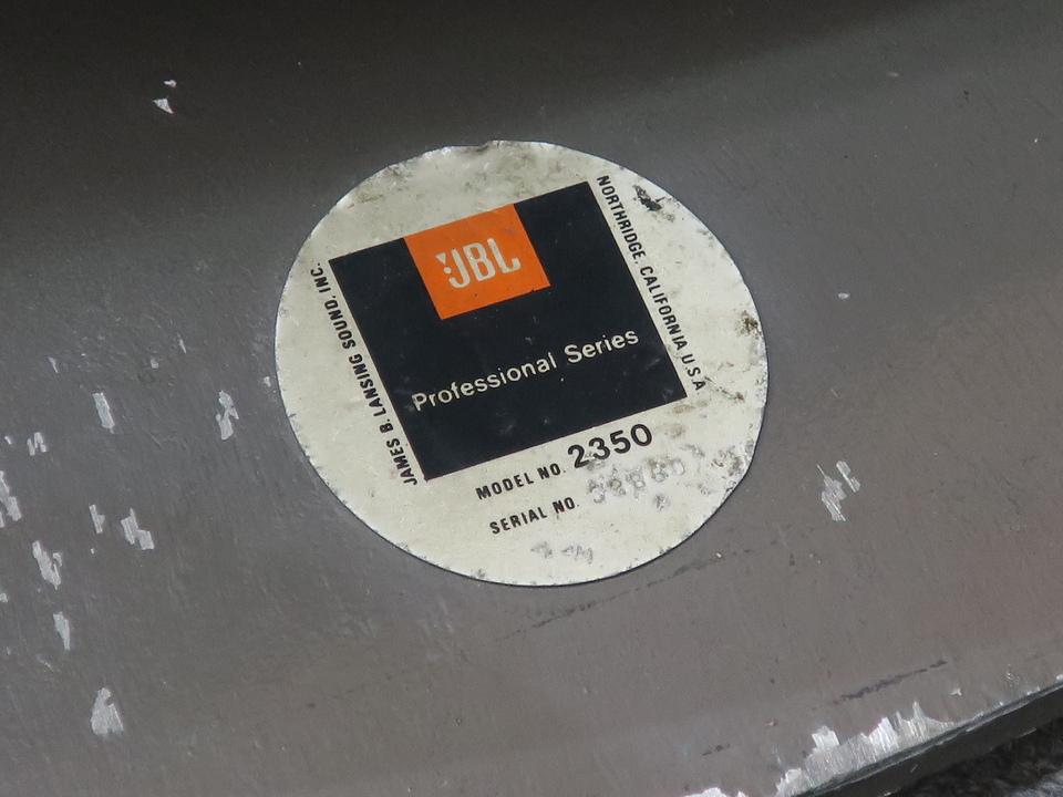 2350 JBL 画像