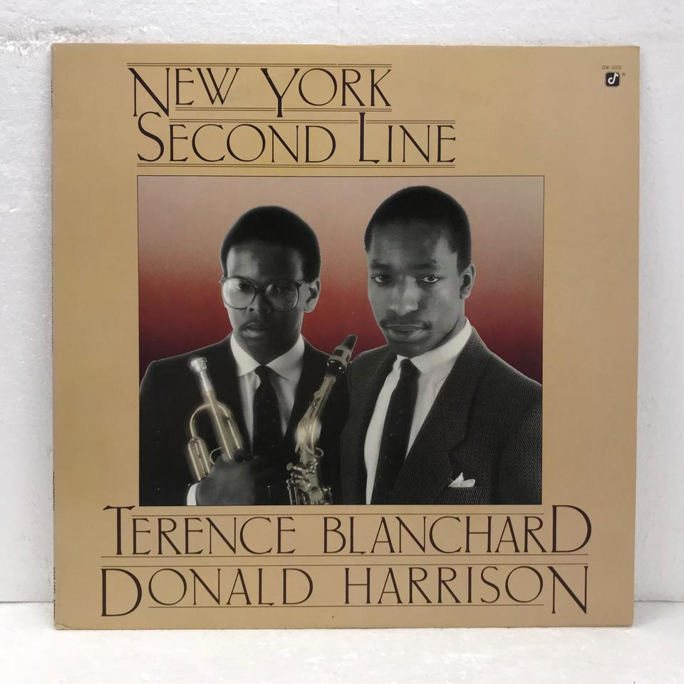 NEW YORK SECOND LINE/TERENCE BLANCHARD TERENCE BLANCHARD 画像