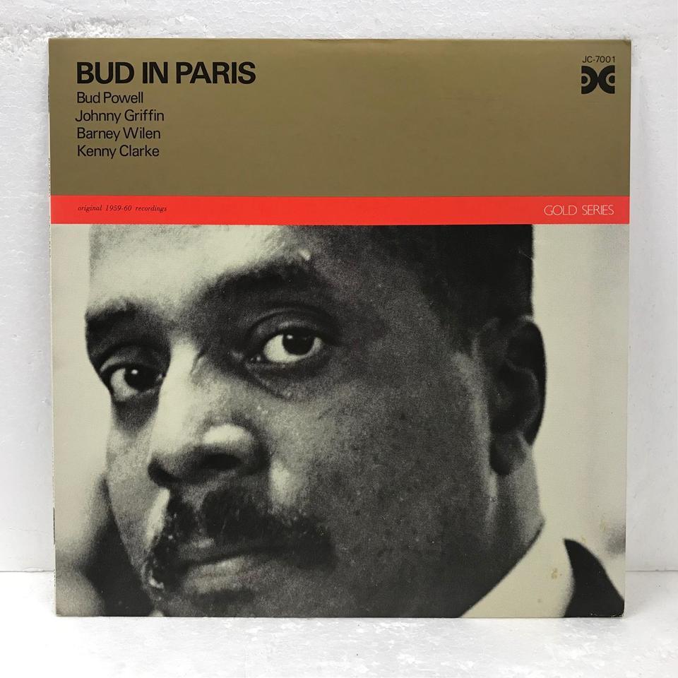 BUD IN PARIS/BUD POWEL BUD POWEL 画像