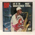 LIFE AT THE DONAUESCHINGEN MUSIC FESTIVAL/ARCHIE SHEPP