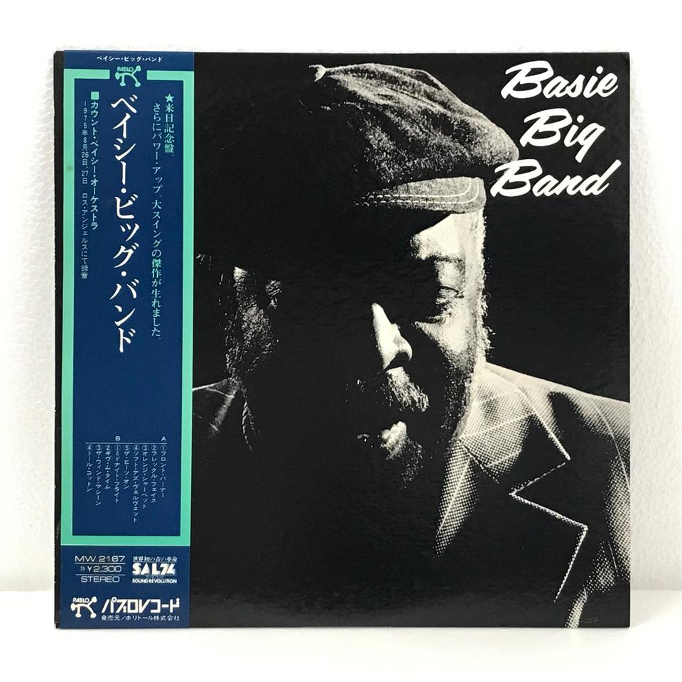 THE BASIE BIG BAND COUNT BASIE 画像
