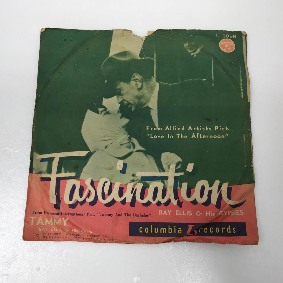 「FASCINATION」「TAMMY」/RAY ELLIS RAY ELLIS 画像
