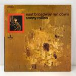 EAST BROADWAY RUN DOWN/SONNY ROLLINS