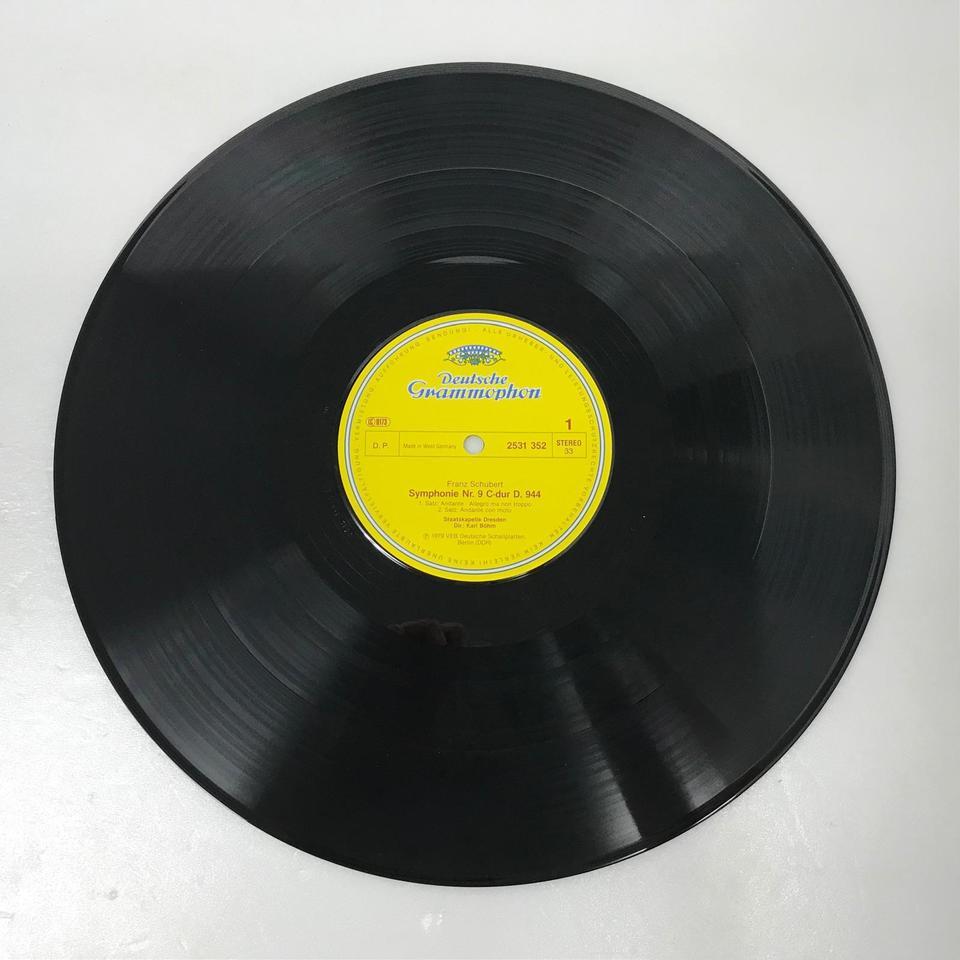 シューベルト:交響曲第9番「ザ・グレート」 シューベルト 画像