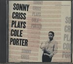 SONNY CRISS PLAYS COLE PORTER