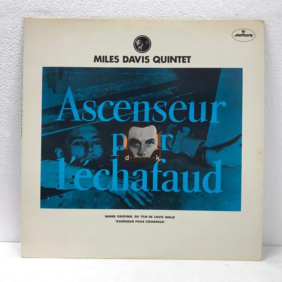 ASCENSEUR POUR LECHAFAUD/MILES DAVIS QUINTET MILES DAVIS 画像