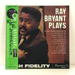RAY BRYANT PLAYS