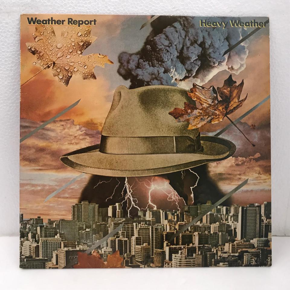 HEAVY WEATHER/WEATHER REPORT WEATHER REPORT 画像