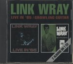 LIVE IN '85 ・ GROWLING GUITAR/LINK WRAY