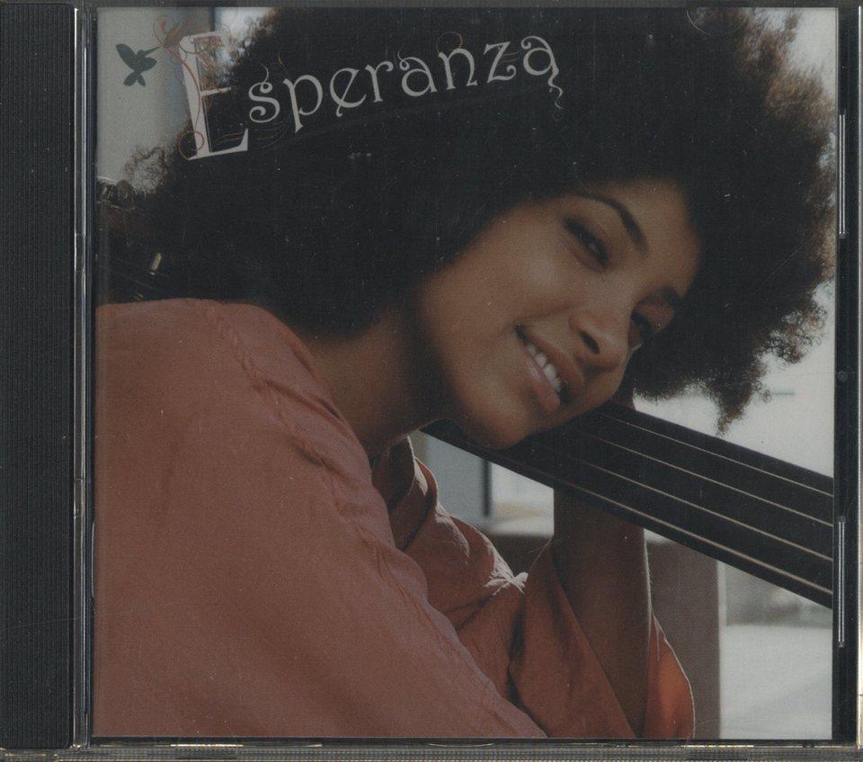 ESPERANZA/ESPERANZA SPALDING ESPERANZA SPALDING 画像