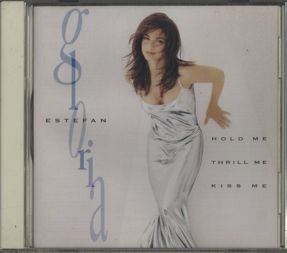 HOLD ME, THRILL ME, KISS ME/GLORIA ESTEFAN GLORIA ESTEFAN 画像