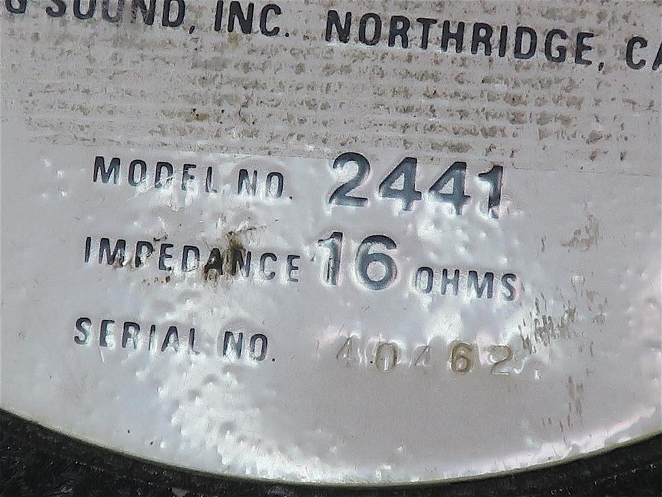 2441 JBL 画像