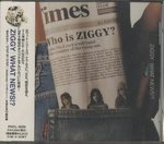 WHAT NEWS!?/ZIGGY