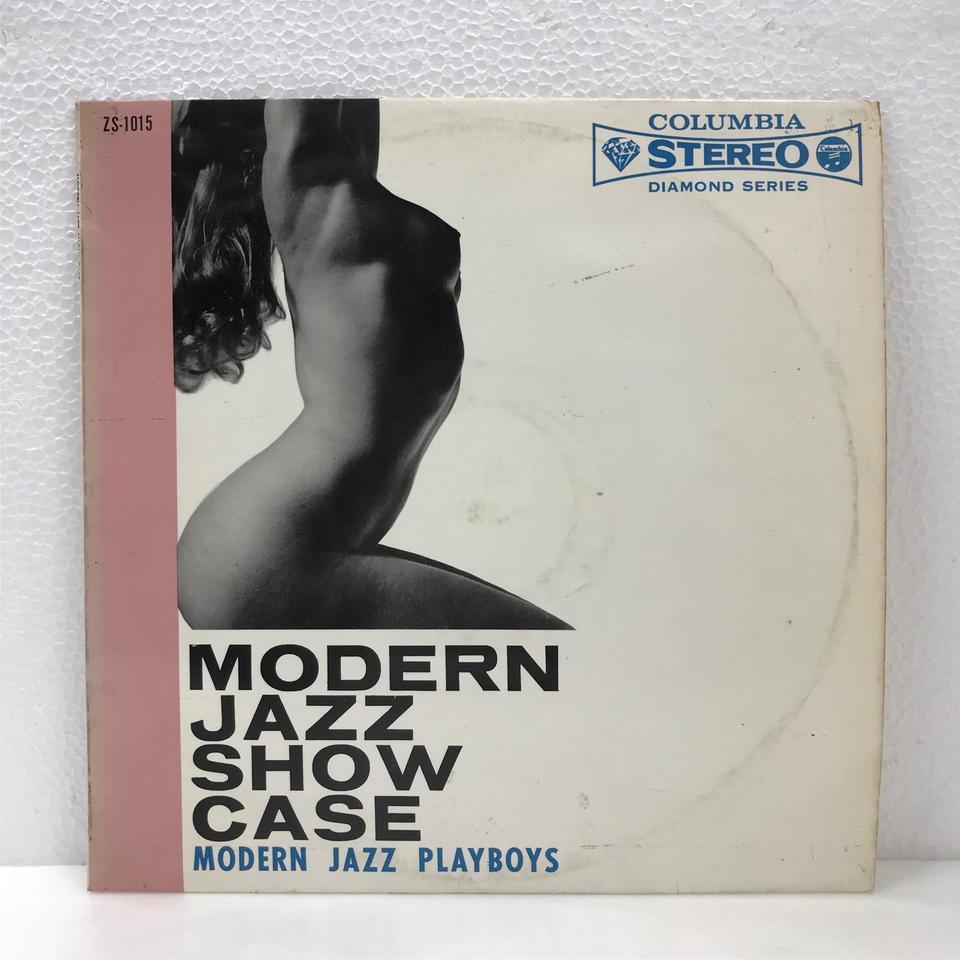 MODERN JAZZ SHOW CASE/MODERN JAZZ PLAYBOYS MODERN JAZZ PLAYBOYS 画像