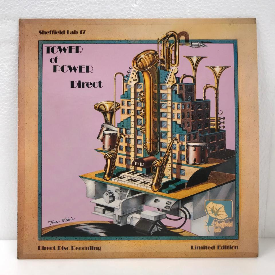 TOWER OF POWER DIRECT TOWER OF POWER 画像