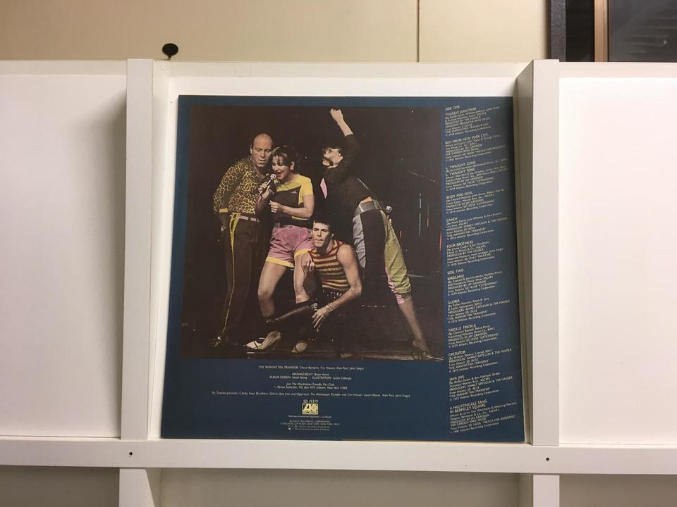 Atlantic Records5枚セット  画像